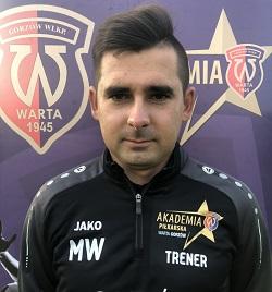 Trener Michał Wasilewski (1)
